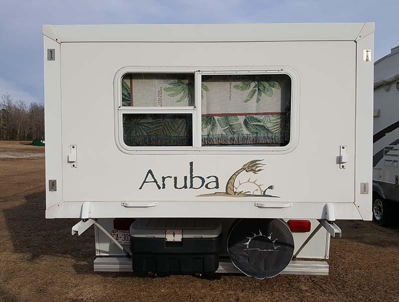 2003 Starcraft Aruba Camper - Industrial Homes & Automobiles